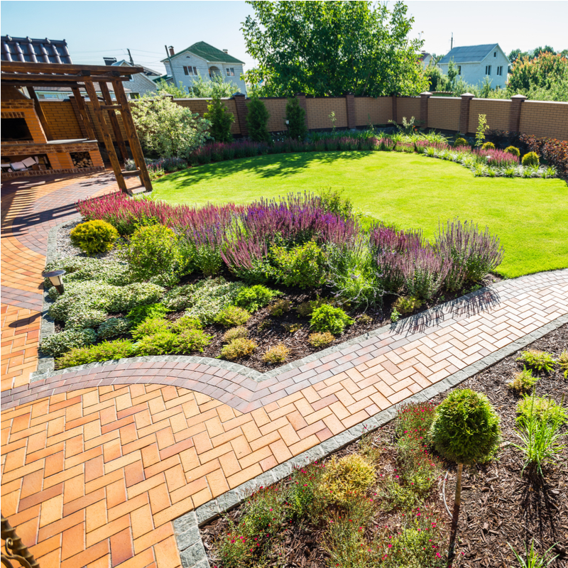 Landscaping Services in Hiram, GA