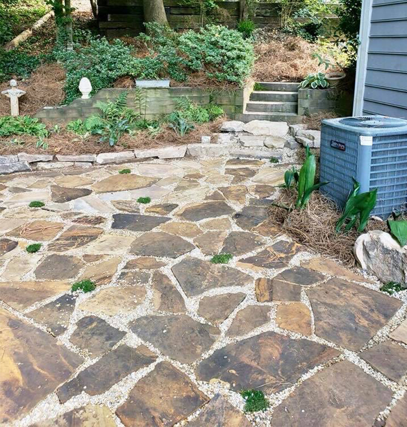Acworth Hardscape Desgin Services